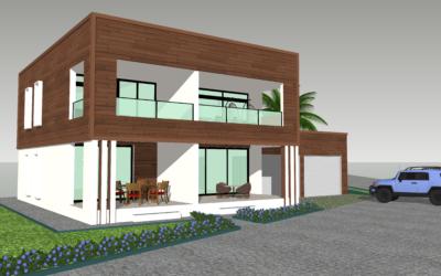 Projet Martinique